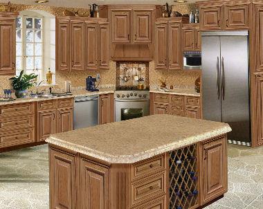 Tru Wood Cabinets